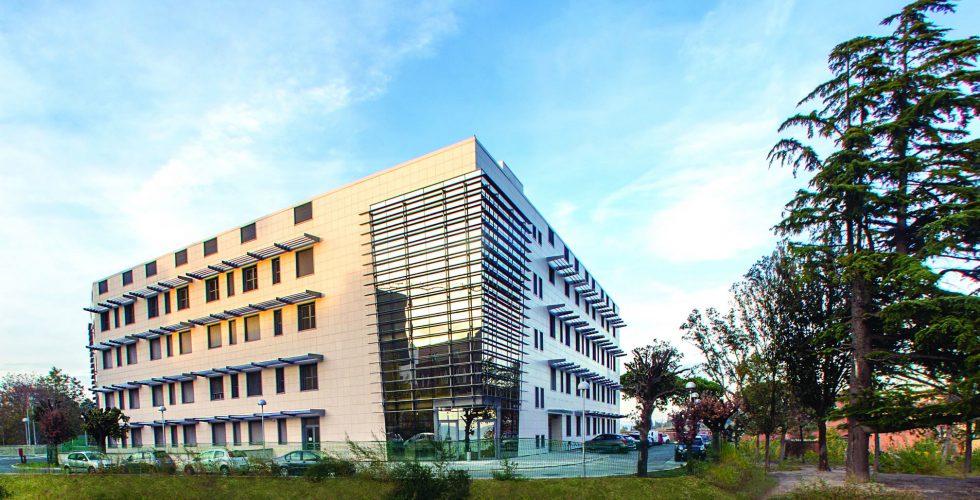 Esterno Istituto Clinico Porta Sole