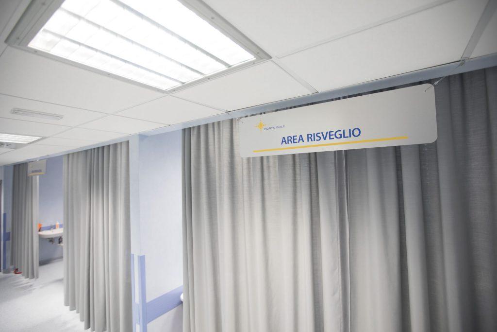 Area Risveglio - Blocco Operatorio